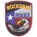 Rockdale Police Department, Texas