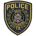 Jefferson Police Department, Texas