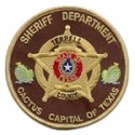 Terrell County Sheriff's Department, Texas