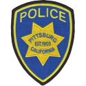 Pittsburg Police Department, California