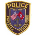 Waverly Police Department, Tennessee