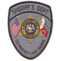 Evangeline Parish Sheriff's Department, Louisiana