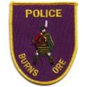 Burns Police Department, Oregon