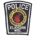 Elkhorn Police Department, Wisconsin