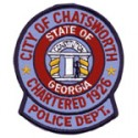 Chatsworth Police Department, Georgia