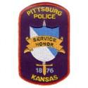 Pittsburg Police Department, Kansas