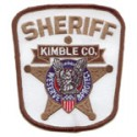 Kimble County Sheriff's Office, Texas