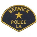 Berwick Police Department, Louisiana