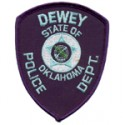 Dewey Police Department, Oklahoma