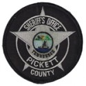 Pickett County Sheriff's Department, Tennessee