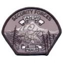 Oregon Military Department - Portland Air Base Police, Oregon
