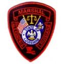 Alexandria City Marshal's Office, Louisiana
