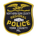 Northern York County Regional Police Department, Pennsylvania