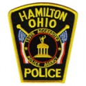 Hamilton Police Department, Ohio