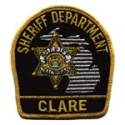 Clare County Sheriff's Department, Michigan