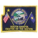 Butte County Sheriff's Office, South Dakota