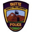 Butte Police Department, Montana