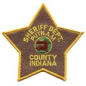 Putnam County Sheriff's Office, Indiana