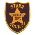 Starr County Sheriff's Department, Texas