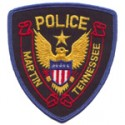 Martin Police Department, Tennessee