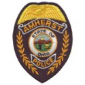 Amherst Police Department, Ohio