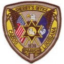 Caddo Parish Sheriff's Office, Louisiana
