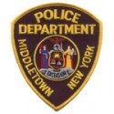 Middletown Police Department, New York