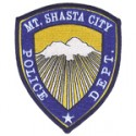 Mount Shasta Police Department, California