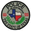Huntington Police Department, Texas