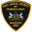 Pennsylvania First Judicial District Warrant Unit, Pennsylvania