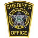 Bradford County Sheriff's Office, Pennsylvania