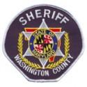 Washington County Sheriff's Office, Maryland