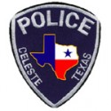 Celeste Police Department, Texas