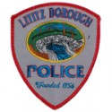 Lititz Borough Police Department, Pennsylvania