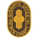 Patrick County Sheriff's Office, Virginia