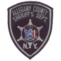 Allegany County Sheriff's Department, New York