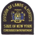 New York State Department of Conservation - Division of Lands and Forests, New York