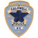Caldwell Police Department, Kansas