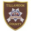 Tillamook County Sheriff's Office, Oregon