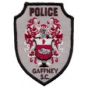 Gaffney Police Department, South Carolina
