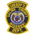 Saline County Sheriff's Department, Missouri