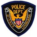 Wisner Police Department, Louisiana