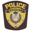 Carroll Police Department, Iowa