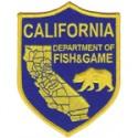 California department of fish and wildlife party for California department of fish and game