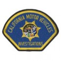 California Department of Motor Vehicles - Office of Investigations, California