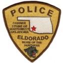 Eldorado Police Department, Oklahoma
