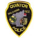 Quinton Police Department, Oklahoma