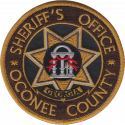 Oconee County Sheriff's Office, Georgia