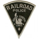 Jersey Central Railroad Police Department, Railroad Police
