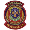Mississippi Department of Public Safety - Bureau of Investigation, Mississippi